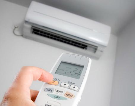 Instal·lació d'aire condicionat i climatització
